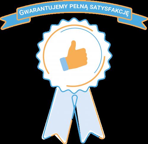 Gwarancja satysfakcji, nie chcę musieć, Ceros Rafał Daniluk